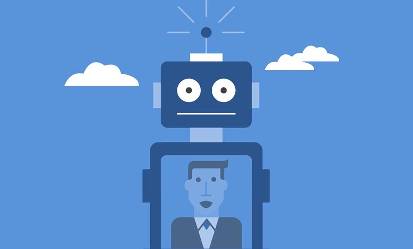 Human in Bot