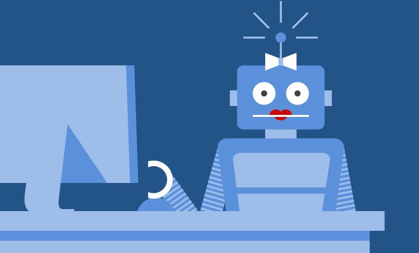 Glia Bot Receptionist