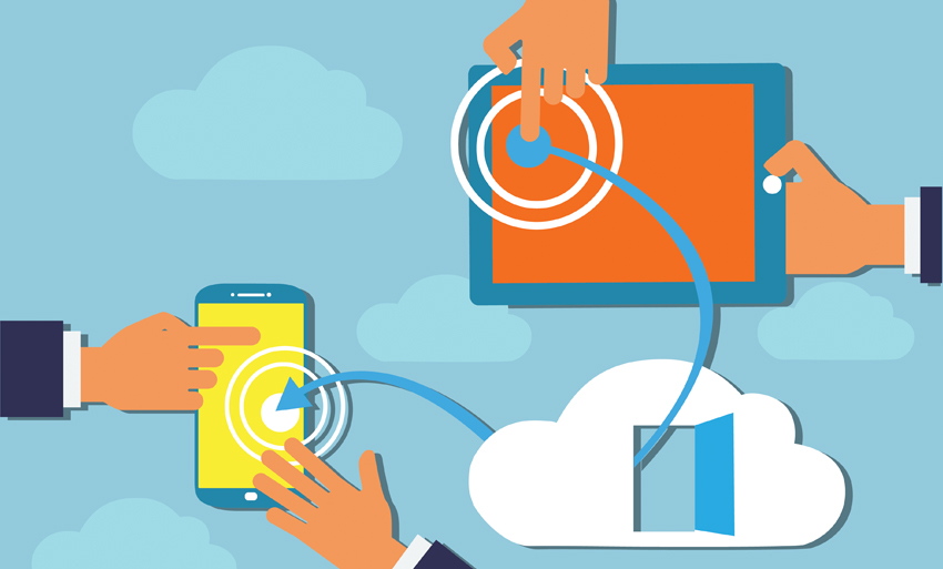 screen sharing technology