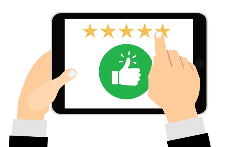 customer experience score