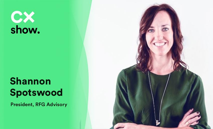 Shannon Spotswood CX Show