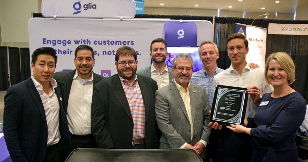 Glia Wins Best of Show at CUNA GAC