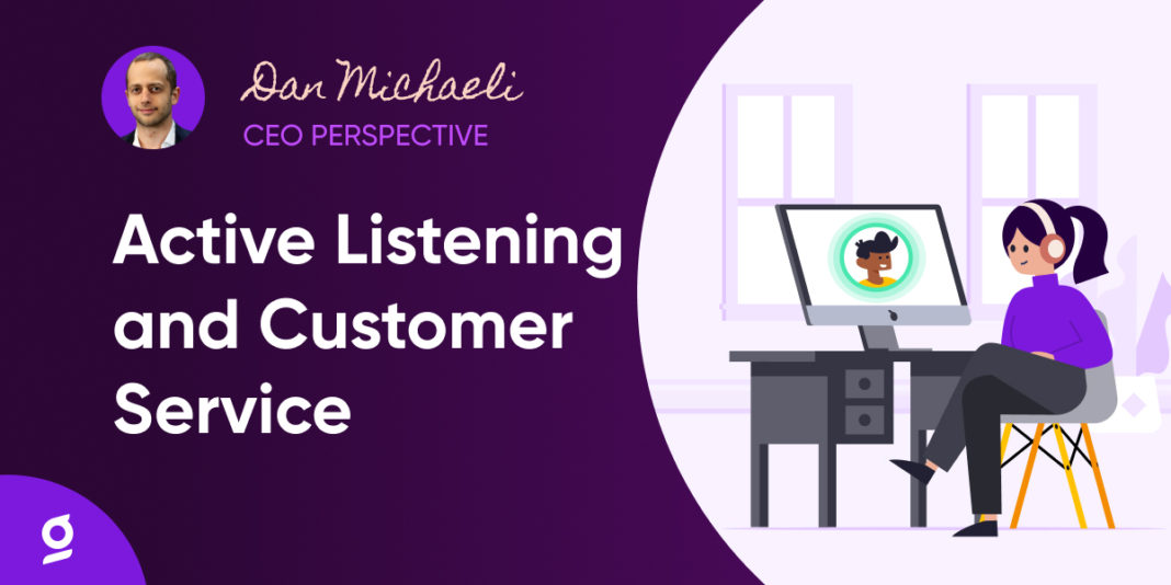 Active Listening and Customer Service