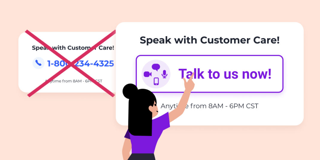 Replace Your Phone Number: Prioritize Digital Customer Service for a Better Experience